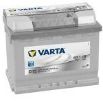 Автомобильный аккумулятор Varta Silver Dynamic 63 (D15)563400061
