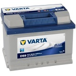 Автомобильный аккумулятор Varta Blue Dynamic 60 (D59)560409054