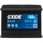 Автомобильный аккумулятор Exide 6СТ-62R+ Excell