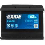 Автомобильный аккумулятор Exide 6СТ-62L+ Excell