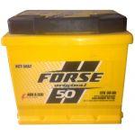 Аккумулятор для автомобиля Forse Original 6СТ-50L+