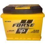 Аккумулятор для автомобиля Forse Original 6СТ-50R+
