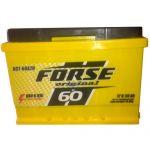 Аккумулятор для автомобиля Forse Original 6СТ-60R+
