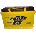 Аккумулятор для автомобиля Forse Original 6СТ-74R+