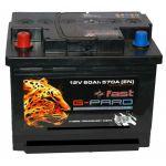 Аккумулятор для автомобиля Fast G-Pard 60L+