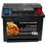 Аккумулятор для автомобиля Fast G-Pard 60R+
