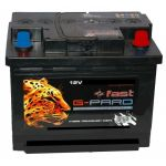 Аккумулятор для автомобиля Fast G-Pard 66R+