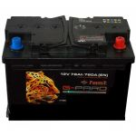 Аккумулятор для автомобиля Fast G-Pard 78R+