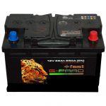 Аккумулятор для автомобиля Fast G-Pard 88R+