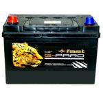 Аккумулятор для автомобиля Fast G-Pard asia 100L+