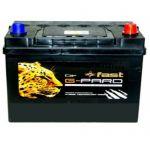 Аккумулятор для автомобиля Fast G-Pard asia 100R+