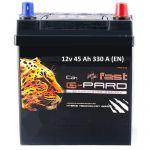 Аккумулятор для автомобиля Fast G-Pard asia 45R+