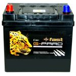 Аккумулятор для автомобиля Fast G-Pard asia 60L+