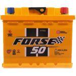 Аккумулятор для автомобиля Forse Westa 6СТ-50R+