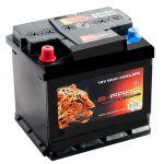 Аккумулятор для автомобиля G-Pard 50L+