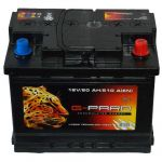 Аккумулятор для автомобиля G-Pard 60R+