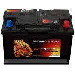 Аккумулятор для автомобиля G-Pard 74R+