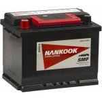 Аккумулятор для авто Hankook 6СТ-62L+