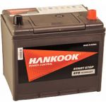 Аккумулятор для авто Hankook AGM 6СТ-65R+
