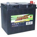 Аккумулятор для авто Hanza Gold asia 6СТ-65R+