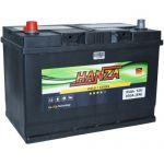 Аккумулятор для авто Hanza Gold asia 6СТ-95L+