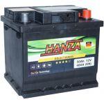 Аккумулятор для авто Hanza Gold 6СТ-50R+