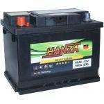 Аккумулятор для авто Hanza Gold 6СТ-60L+