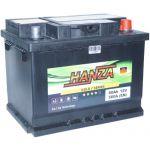 Аккумулятор для авто Hanza Gold 6СТ-60R+