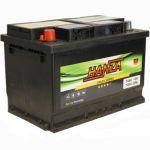 Аккумулятор для авто Hanza Gold 6СТ-74L+
