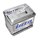 Aккумулятор для авто Иста Standart 6CT-50R+