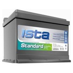 Aккумулятор для авто Иста Standart 6CT-60R+