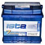 Aккумулятор для авто Иста 7 Series 6CT-52R+