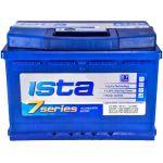 Aккумулятор для авто Иста 7 Series 6CT-80R+