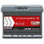 Автомобильный аккумулятор Fiamm Titanium PRO 6СТ-50R+