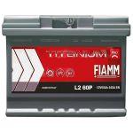 Автомобильный аккумулятор Fiamm Titanium PRO  6СТ-60R+