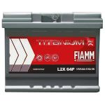 Автомобильный аккумулятор Fiamm Titanium PRO 6СТ-64L+