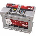 Автомобильный аккумулятор Fiamm Titanium PRO 6СТ-74R+