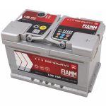 Автомобильный аккумулятор Fiamm Titanium PRO 6СТ-75R+