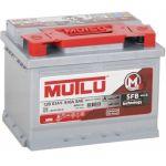 Автомобильный аккумулятор Mutlu 6CT-63R+