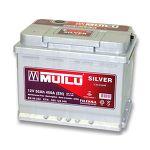 Автомобильный аккумулятор Mutlu 6CT-55L+