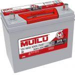 Автомобильный аккумуляторMutlu 6CT-45L+ asia