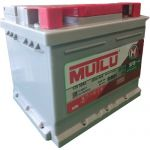 Автомобильный аккумулятор Mutlu 6CT-50R+