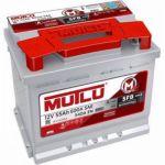 Автомобильный аккумулятор Mutlu 6CT-55R+ Хюндай