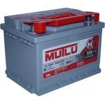 Автомобильный аккумулятор Mutlu 6CT-60R+NK