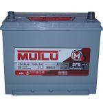 Автомобильный аккумулятор Mutlu 6CT-80L+ asia