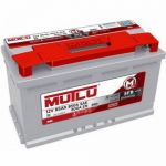 Автомобильный аккумулятор Mutlu 6CT-85R+