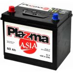 Aккумулятор для авто Иста Plazma Asia 6CT-60L+