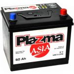 Aккумулятор для авто Иста Plazma Asia 6CT-60R+