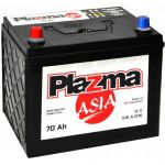 Aккумулятор для авто Иста Plazma Asia 6CT-70L+