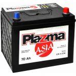Aккумулятор для авто Иста Plazma Asia 6CT-70R+